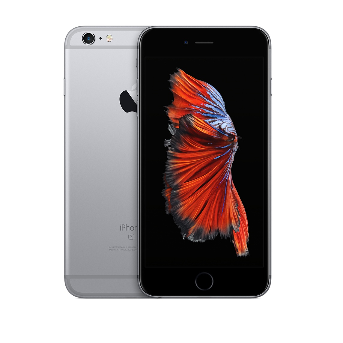Refurb iphone6s plus spacegray
