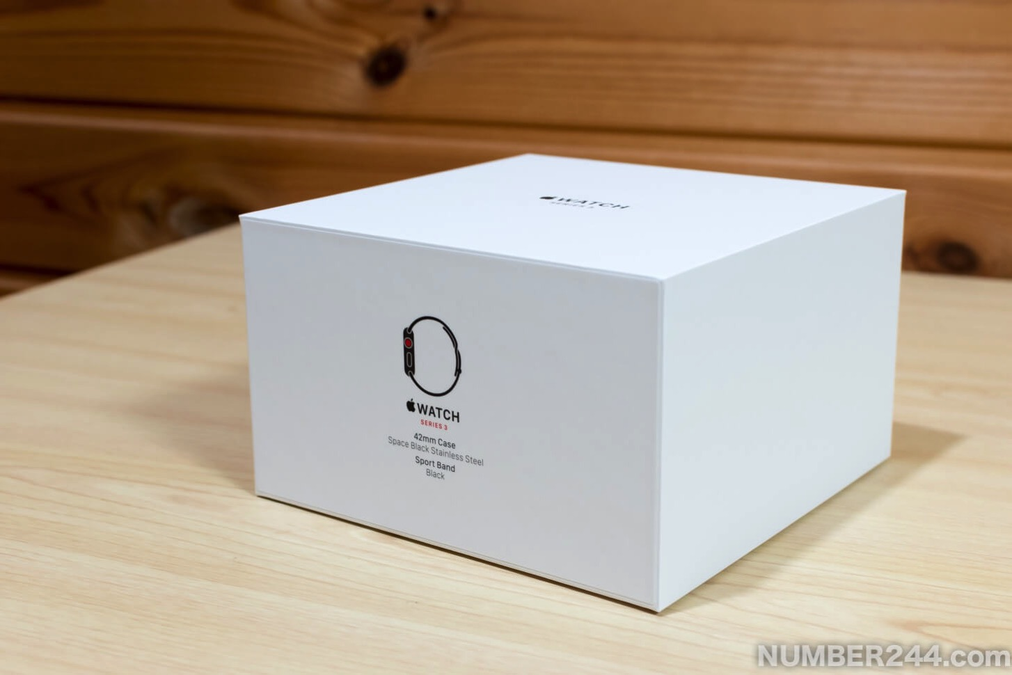 Apple Watch Series 3 unboxing7