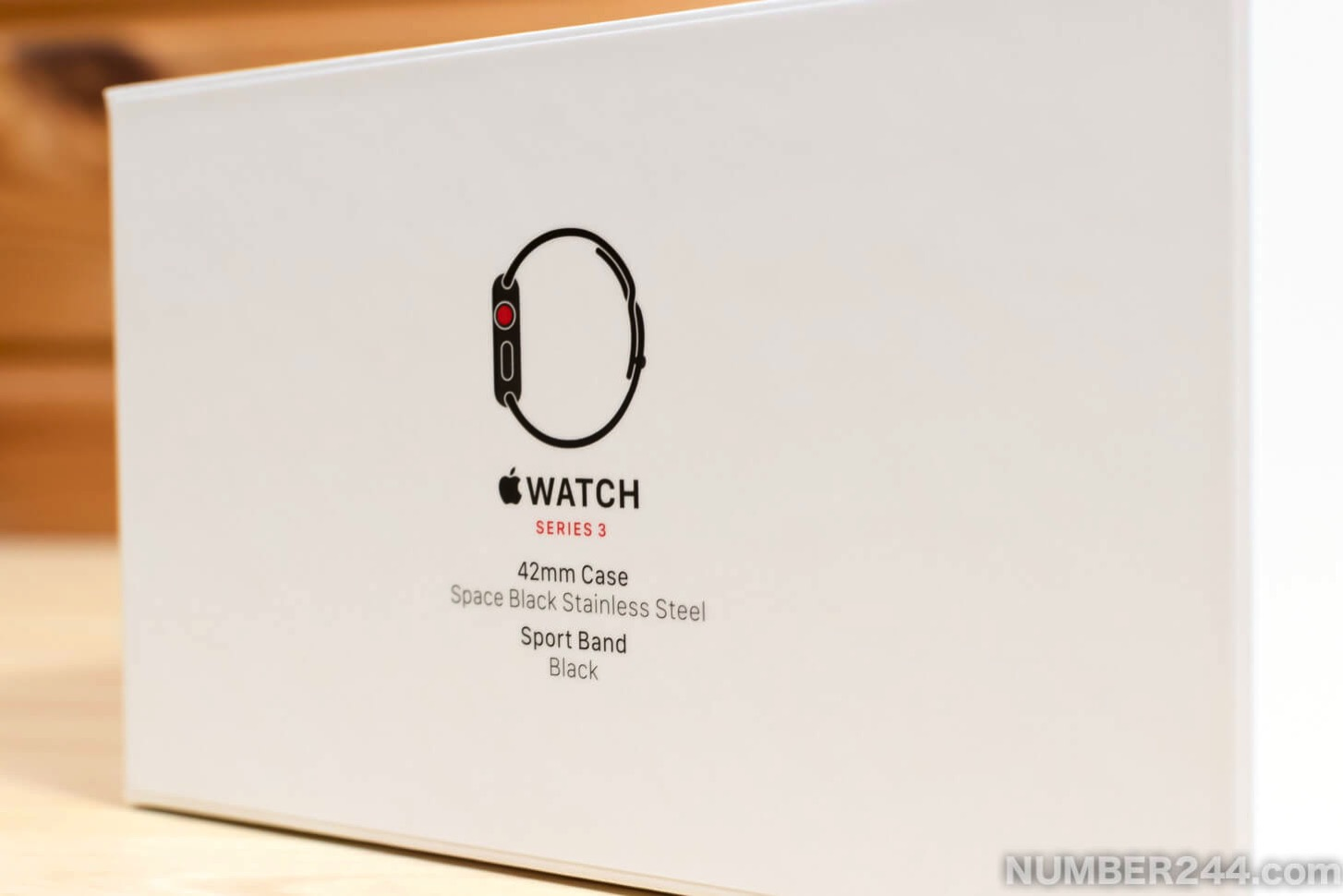 Apple Watch Series 3 unboxing8
