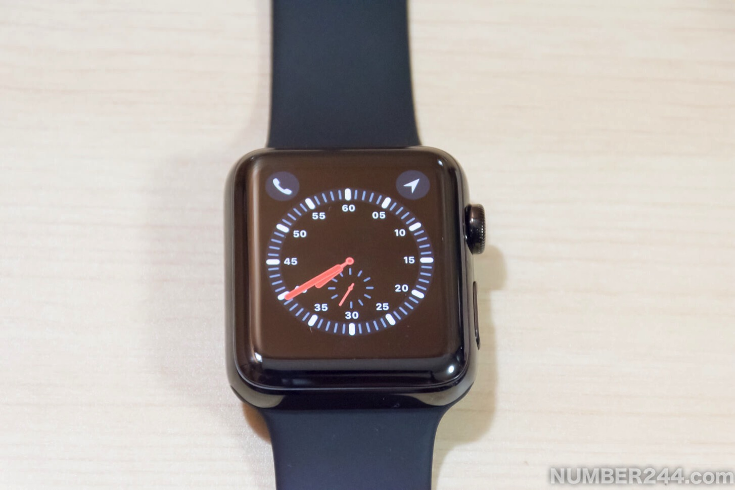 Initial setting of Apple Watch 26