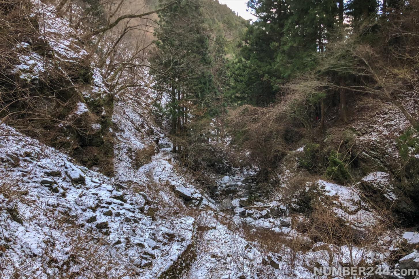 Jintsu waterfall icefall 15