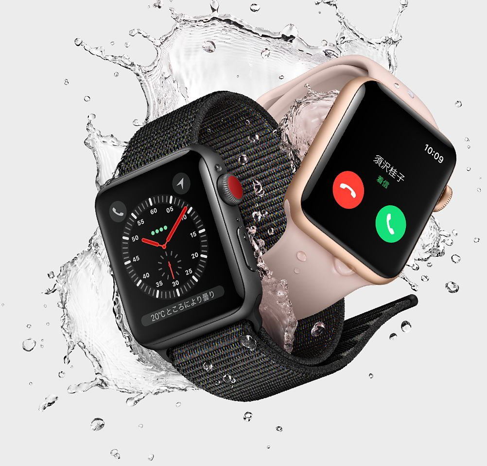 Have an interest in Apple Watch Series 3 4