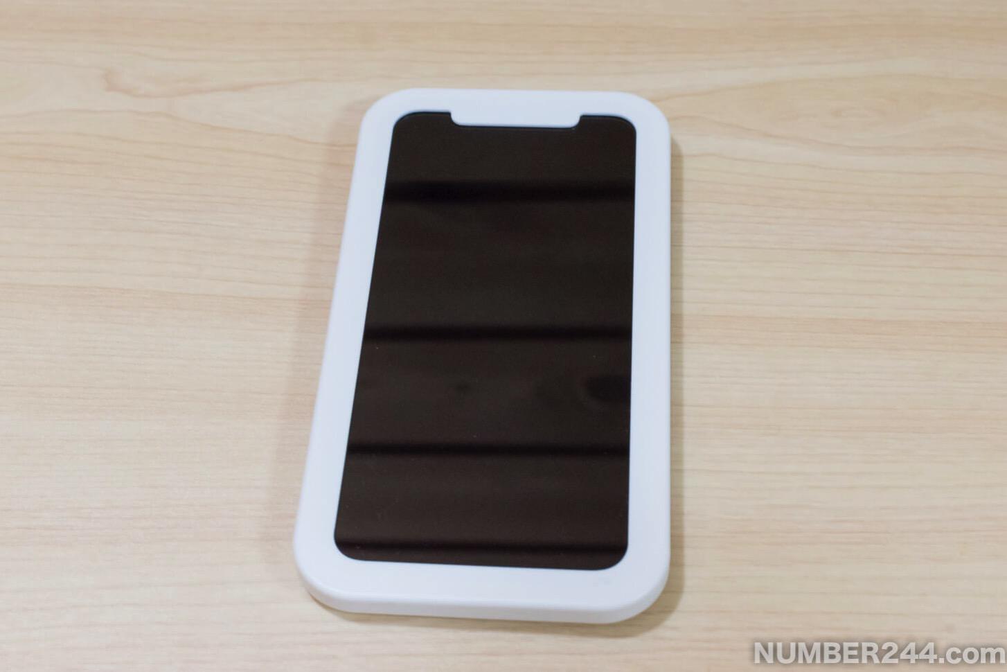 IPhone X Nimaso Glass film4