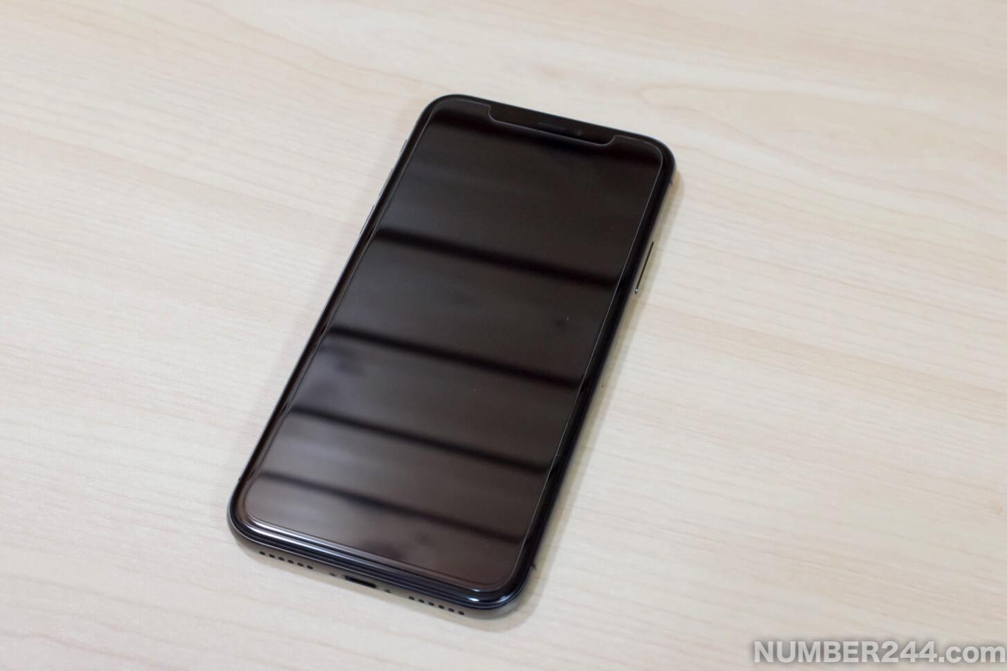 IPhone X Nimaso Glass film6