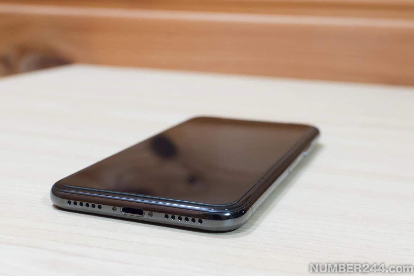 IPhone X Nimaso Glass film7