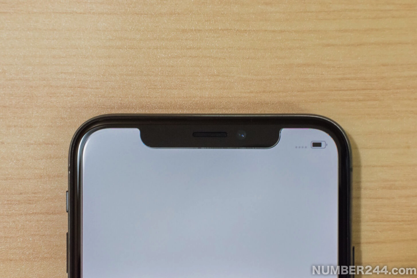 IPhone X Nimaso Glass film9